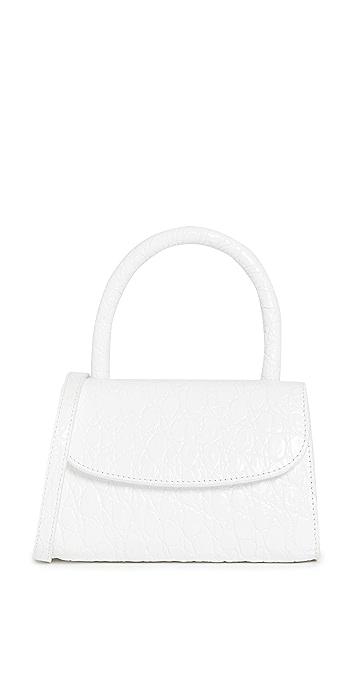 BY FAR Mini Bag - Pure White