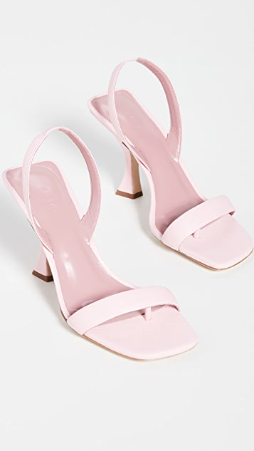 BY FAR Lotta Peony Sandals