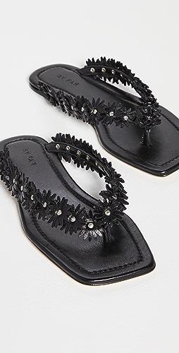 BY FAR - Gita 夹趾凉鞋