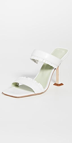 BY FAR - Pina 凉鞋
