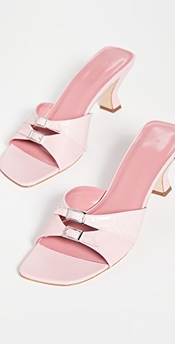 BY FAR - Noor Sandals