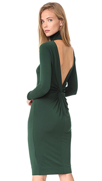By Malene Birger Tirio Open Back Dress