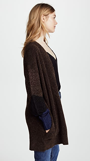 By Malene Birger Willay Cardigan
