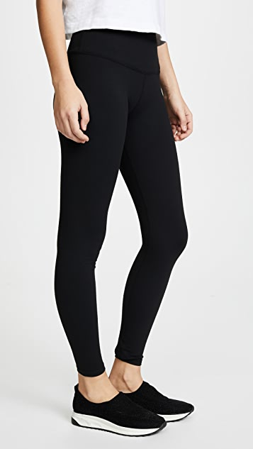 Beyond Yoga 高腰贴腿裤