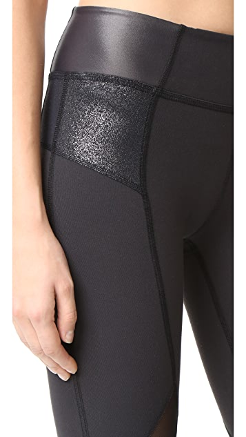 Beyond Yoga Reflections Long Leggings