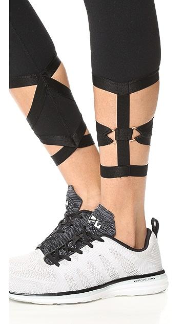Beyond Yoga Live Free Or Tie Hard Leggings