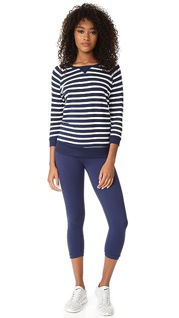 Beyond Yoga x Kate Spade New York Bow Cutout Sweatshirt