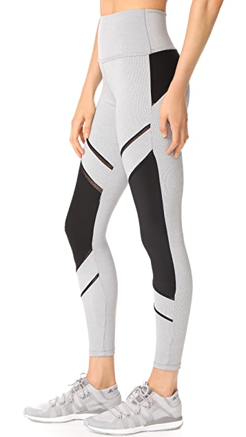 Beyond Yoga Full Disclosure High Waisted Leggings