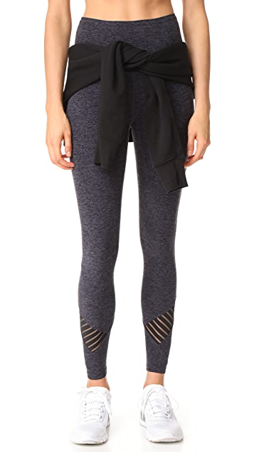 Beyond Yoga Stacked and Sliced Leggings
