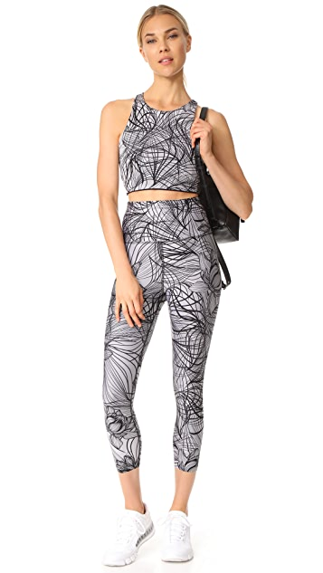 Beyond Yoga Flip It & Reverse It Leggings