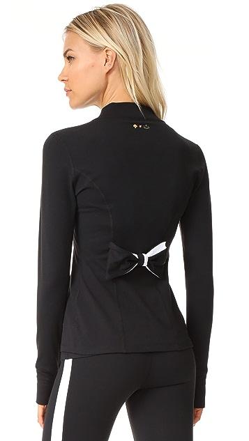 Beyond Yoga x Kate Spade New York Madison Bow Jacket