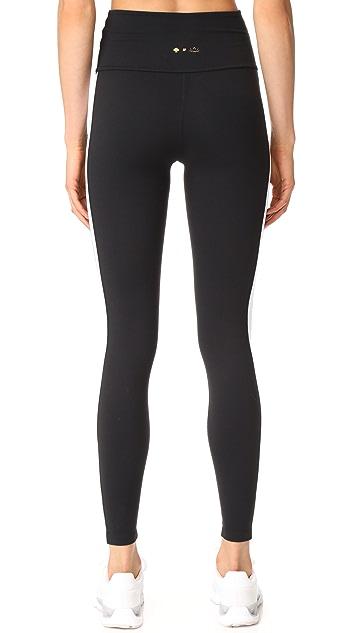 Beyond Yoga xKate Spade New York Madison Tuxedo Leggings
