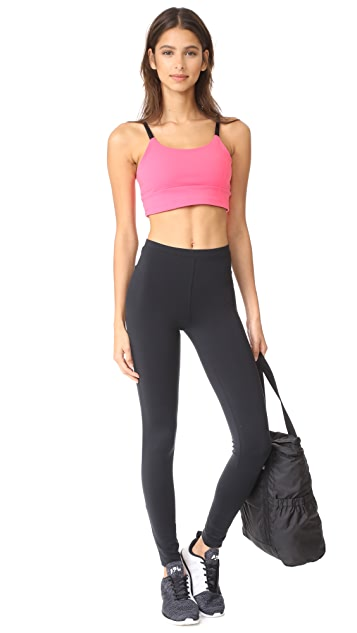 Beyond Yoga x Kate Spade New York Leaf Bow Bralette