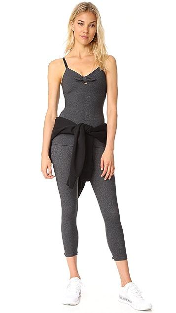 Beyond Yoga x Kate Spade New York Leaf Bow Tank