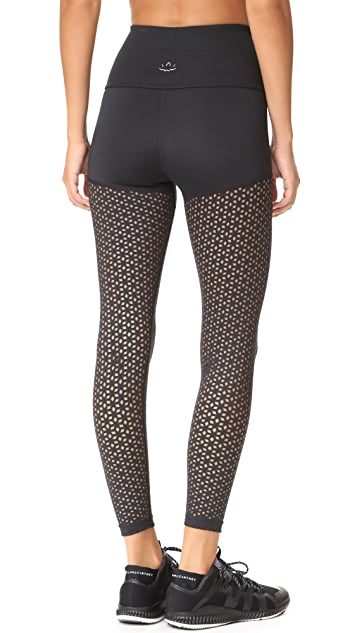 Beyond Yoga Perfect Thigh High Waisted Midi Leggings