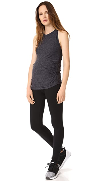 Beyond Yoga Maternity Looped Up Tank