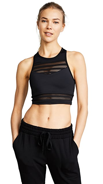 Beyond Yoga Mesh to Impress Bra Top