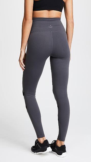 Beyond Yoga Make a Slash Leggings