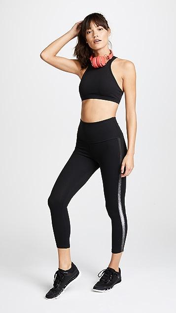 Beyond Yoga Fit & Trim Midi Leggings