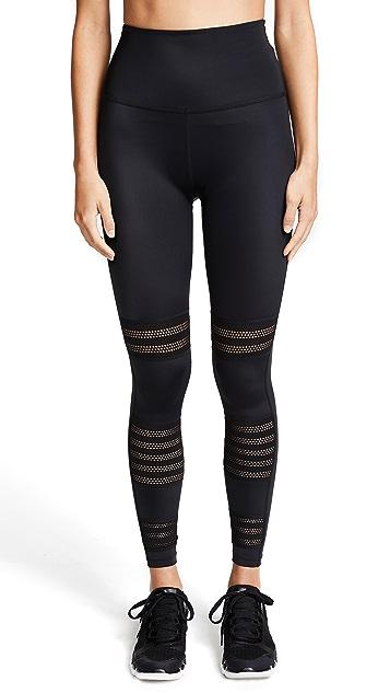 Beyond Yoga Mesh to Impress Leggings