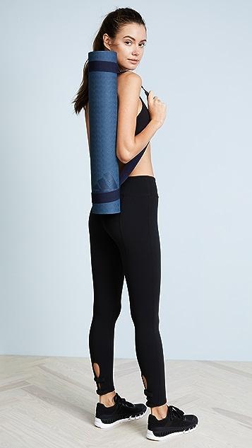 Beyond Yoga Леггинсы x Kate Spade New York Back с бантами и длиной миди