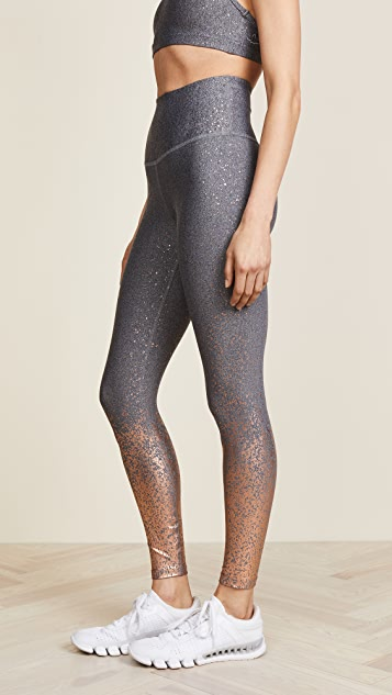 Beyond Yoga Alloy Ombre High Waisted Leggings