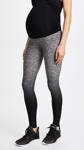 Beyond Yoga Ombre Maternity Long Leggings
