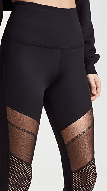 Beyond Yoga Soleil High Waisted Leggings