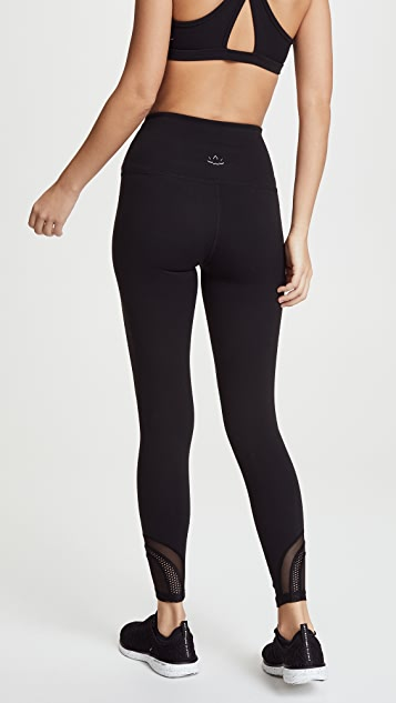 Beyond Yoga Double Up High Waisted Midi Leggings