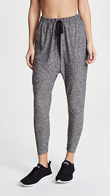 Beyond Yoga Weekend Traveler Midi Sweatpants