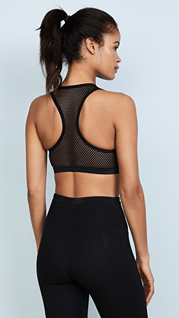 Beyond Yoga Blocked Out Racerback Bra