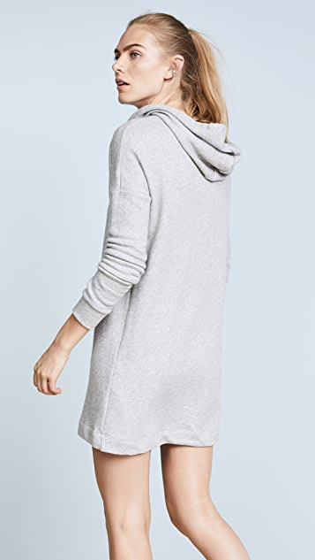 Beyond Yoga Weekend Hoodie Dress