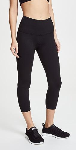 Beyond Yoga - Core High Waisted Capri Leggings