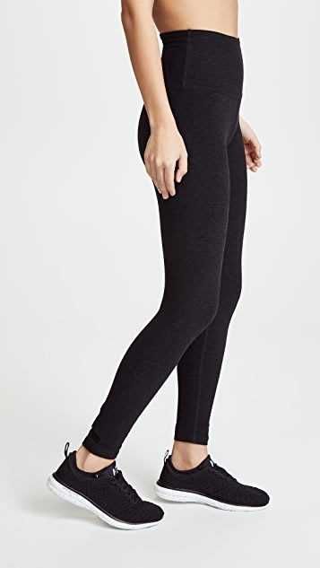 Beyond Yoga High Waisted Midi Leggings