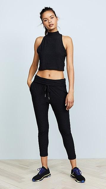Beyond Yoga Aquarius Lightweight Midi Leggings