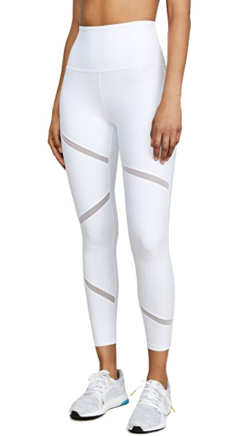 Beyond Yoga Perfect Illusion High Waisted Midi Leggings