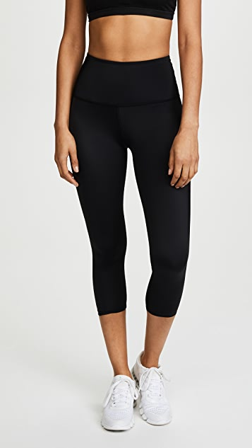 Beyond Yoga Compression Lux High Waisted Capri Leggings
