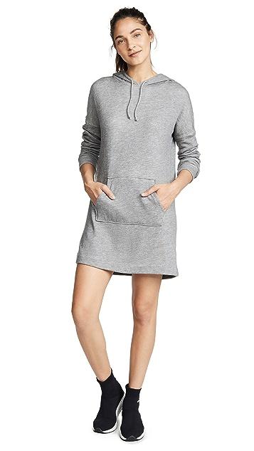 Beyond Yoga Hood Times Sweatshirt Dress