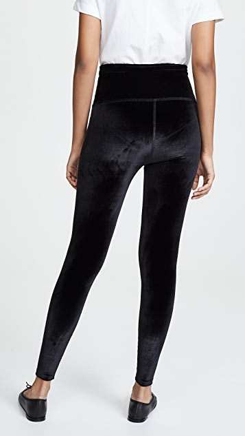 Beyond Yoga Motion High Rise Midi Leggings