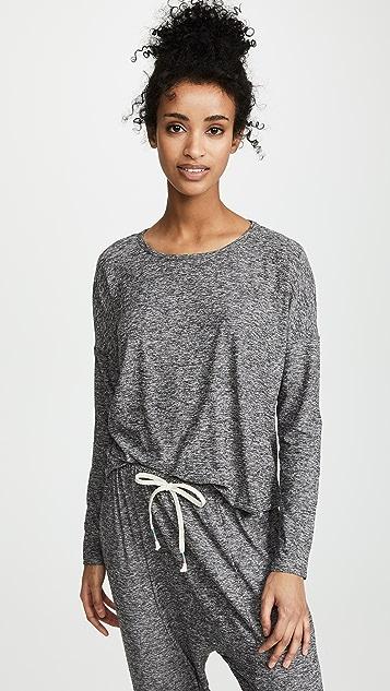 Beyond Yoga Облегченный укороченный пуловер Morning