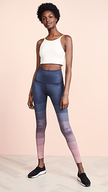 Beyond Yoga Леггинсы Engineered Luxe средней длины
