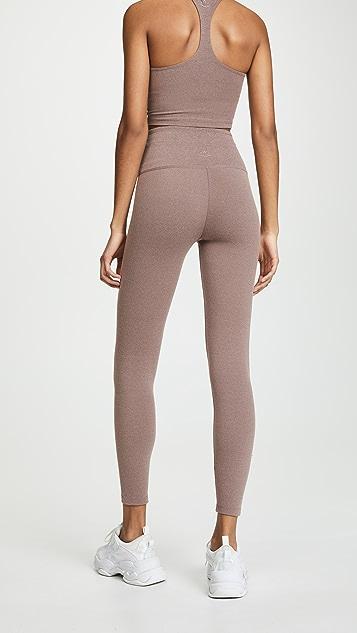 Beyond Yoga Plush High Waisted Midi Leggings