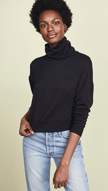 Beyond Yoga Укороченный пуловер All Time