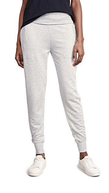 Beyond Yoga Foldover Long Sweatpants