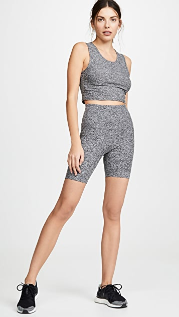 Beyond Yoga Spacedye High Waisted Shorts