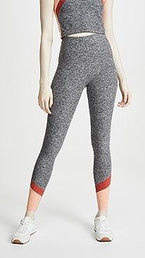 Spacedye Color In High Waisted Leggings