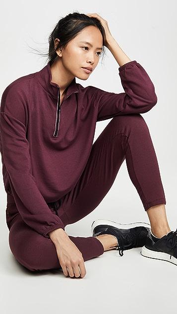 Beyond Yoga Укороченный пуловер By Request