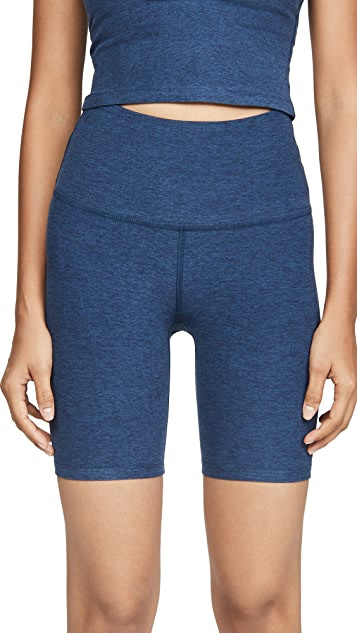 Beyond Yoga High Rise Bike Shorts
