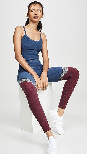 Beyond Yoga Three Panel High Rise Leggings