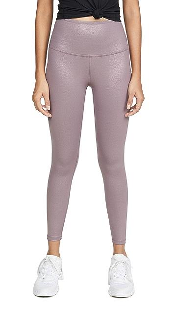 Beyond Yoga Twinkle 高腰中长贴腿裤
